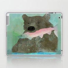 Fishing Fred Laptop & iPad Skin