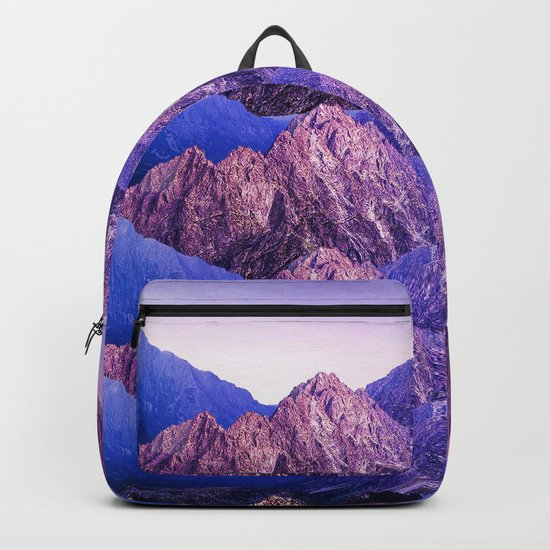 The Mountains of my Heart Backpack