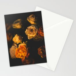 Moody Florals Stationery Cards