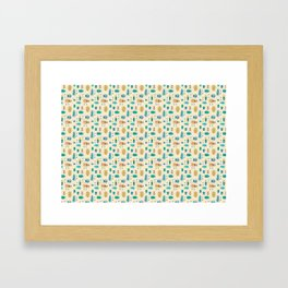 beetles :) Framed Art Print