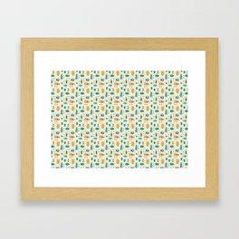beetles :) Framed Art Print