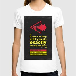 Depeche Question - It won't be long - Mode of time T-shirt