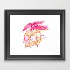 Boneshuck Framed Art Print