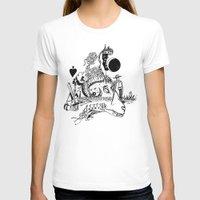 ram T-shirts featuring Ram by Cowbird