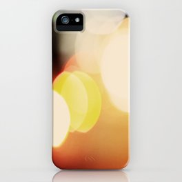 City Blur iPhone Case