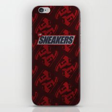 I Heart Sneakers - Dunk Edition iPhone Skin