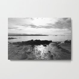Sunset over English Bay Vancouver 3 Metal Print