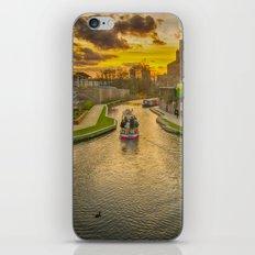 Regents Park Canal London iPhone & iPod Skin