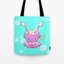 Monster Octo-Kitty Tote Bag