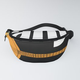 Banjo musician plucked instrument country music Fanny Pack