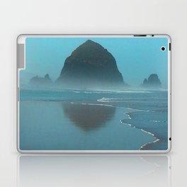 Haystack Rock, Cannon Beach Oregon Laptop & iPad Skin