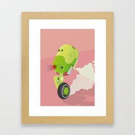 CM-RO11lN Framed Art Print