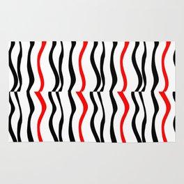 Mariniere marinière – new variations II Rug