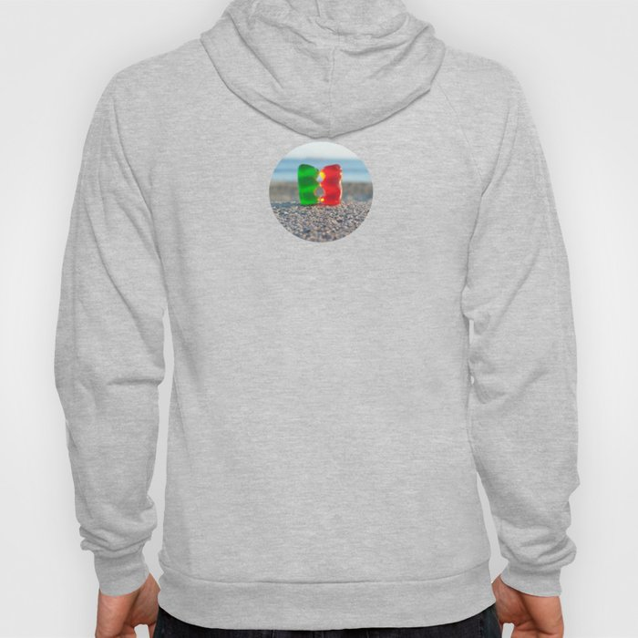 Gummy Bear Beach Kiss Hoody