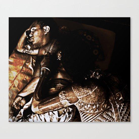 More than fashion Canvas Print