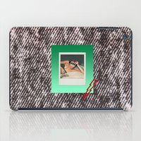 punk iPad Cases featuring PUNK by MODERN UNDERGROUND