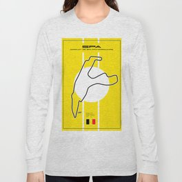 Spa Francorchamps Long Sleeve T-shirt