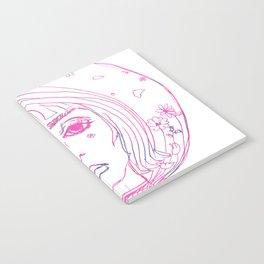 Barbarella Space Princess Notebook