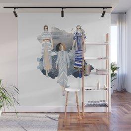 Fashionary - Blues Wall Mural