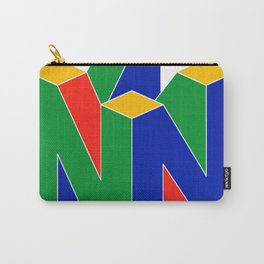 Japanese Nintendo 64 Carry-All Pouch