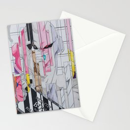 Majin Buu's Mugshot Stationery Cards