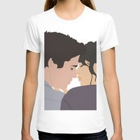 katniss T-shirts featuring Gale and Katniss by imsirius