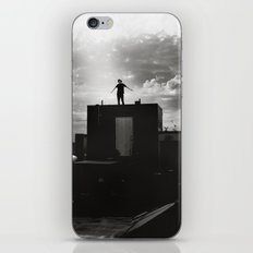 Nothing between me iPhone & iPod Skin