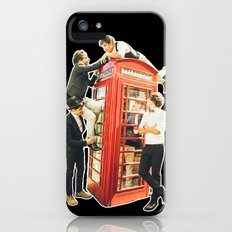 One Direction - Phone Booth iPhone (5, 5s) Slim Case