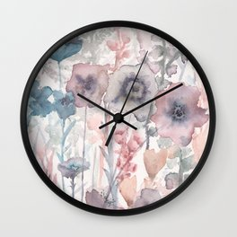 jardin Wall Clock