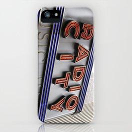 Radio City - 2009 iPhone Case