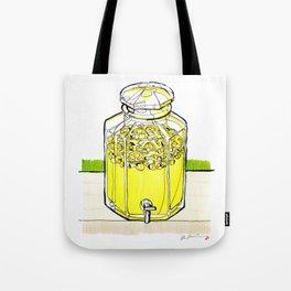 Lemonade for Sale Tote Bag