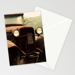 Vintage Ford Stationery Cards