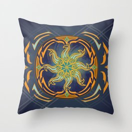 Doran Clan Symbol Throw Pillow
