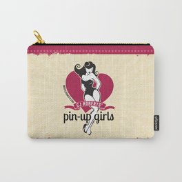 CJ Roberts' Pin-Up Girls Carry-All Pouch