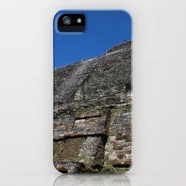 Gran Lamanai High Temple iPhone Case