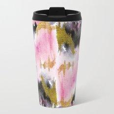 Watery Abstract #1- Watercolor Painting Travel Mug