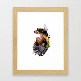 Incnine Framed Art Print