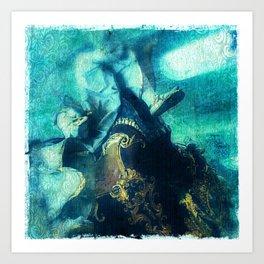 NEPTUN | INST'ART Art Print