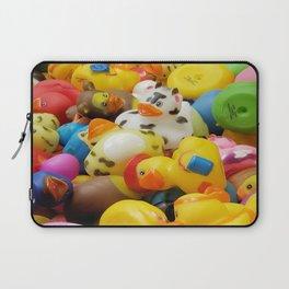 Rubber Duckies Laptop Sleeve