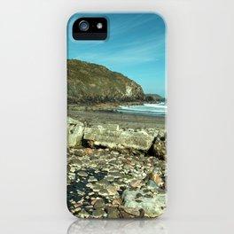 Kennack sands tank wall iPhone Case