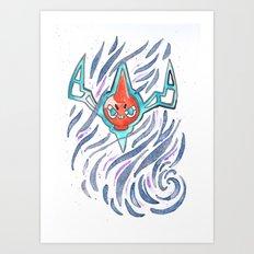 Ominous Wind Art Print