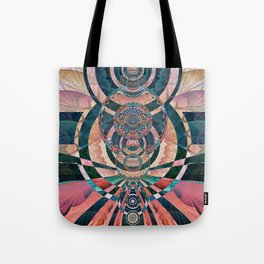 Down to the Top of the World Tote Bag