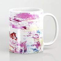 cake Mugs featuring Cake by Andreea Maria Has