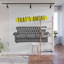 That's Amore Wall Mural