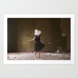 The World Without Art Print