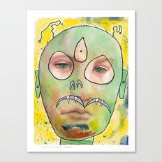 I feel jealous Canvas Print
