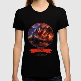 League Of Legends - Yasuo T-shirt
