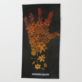 Annihilation Beach Towel