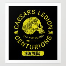 Bad Boy Club: Caesar's Legion Centurions  Art Print