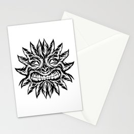 Polynesian Sun Stationery Cards